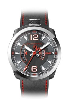 Reloj Bomberg GMT 45MM PVD NG BS45.004