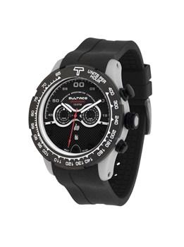BULTACO MK1 COMPOSITE WATCH 48 CHRONO GREY BLACK H1PA48C-SB2