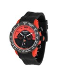 BULTACO MK1 COMPOSITE WATCH 48 CHRONO ORANGE H1PO48C-SO1