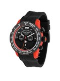 Reloj Bultaco MK1 Composite 48 Chrono Orange Black H1PO48C-SB2