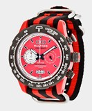 WATCH BULTACO MK1 POLYCERAMIC 43 CHRONO NETWORK - H1PR43C-CR1-T5 T5