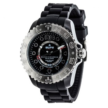 WATCH BULTACO SPEEDCITY 45 AUTOMATIC BLACK CB2 BLPB45A-CB2