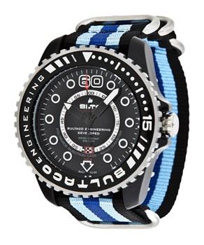 Tapis de Bultaco compteur 45 SoloT Black Watch - T4 BLPB45A-CB1-T4