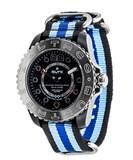 Reloj Bultaco Speedometer 45 SoloT Black mat -T4 BLPB45A-CB2-T4