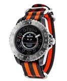 Reloj Bultaco Speedometer 45 SoloT Black mat -T5 BLPB45A-CB2-T5