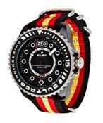 Reloj Bultaco Speedometer 45 SoloT Black mat -T6 . BLPB45A-CB1-T6