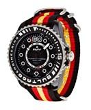 Tapis de Bultaco compteur 45 SoloT Black Watch - T6. BLPB45A-CB1-T6
