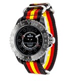 Reloj Bultaco Speedometer 45 SoloT Black mat -T6 BLPB45A-CB2-T6