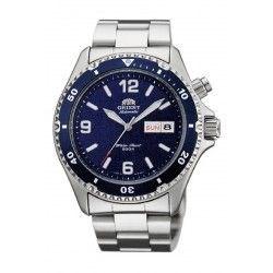 WATCH CAB AUTOMATIC ESF BLUE ORIENT 147-FEM65002DW