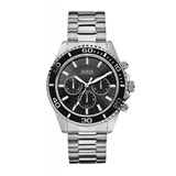 WATCH MEN STEEL ANALOG W0170G1 GUESS