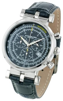 MEN WATCH SWISS QUARTZ CHRONOGRAPH 50 MTS 211.33151 STÜHRLING