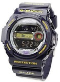WATCH MEN G-SHOCK-BLUE CASIO GLX-150B-6ER