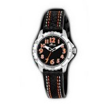 LOTUS 15655/4 BLACK TEXTILE CADET WATCHES