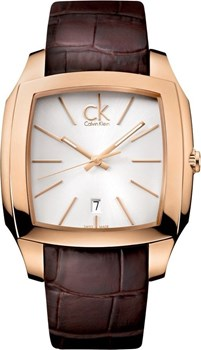 WATCH CALVIN KLEIN MEN RECCESS K2K2 1620