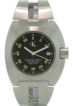 Calvin Klein watch gent steel K12111.00