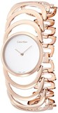 WATCH CALVIN KLEIN WOMEN'S GOLD ROSÉ K4G23626
