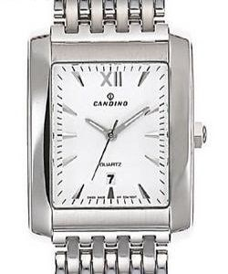 CANDINO WATCH STEEL C4129/1