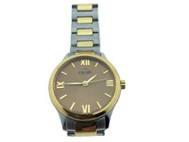 WATCH CARATI PARIS TWO TONE WITH GOLD VERMEIL WN/W-132