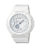 CASIO WATCH BABY-G WHITE BGA-131-7BER