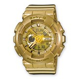 CASIO WATCH BABY-G GOLD