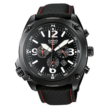 Montre Casio MTF-E002L de chevalier