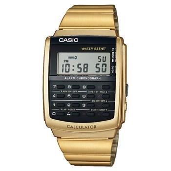 reloj casio calculadora chapado ca-506g-9aef