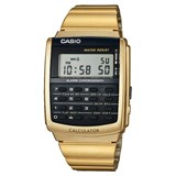 WATCH CASIO CALCULATOR PLATED CA-506 G-9AEF ca-506g-9aef