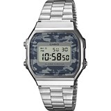 WATCH CASIO COLLECTION RETRO A168WEC-1EF