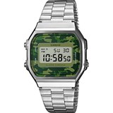 CASIO RETRO COLLECTION WATCH A168WEC-3EF