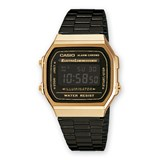 WATCH CASIO COLLECTION RETRO A168WEGB-1BEF