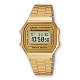 WATCH CASIO COLLECTION RETRO A168WG-9EF