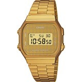 WATCH CASIO COLLECTION RETRO A68WG-9BWEF A168WG-9BWEF