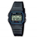Reloj CASIO COLLECTION RETRO F-91W-1YER