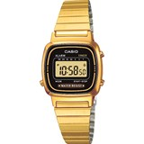 MONTRE CASIO COLLECTION RÉTRO LA670WEGA-1EF