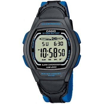 DIGITAL CASIO WATCH LW-201B