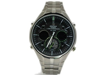 WATCH CASIO EDIFICE EFA-135 D-1A3VEF EFA-135D-1A3VEF