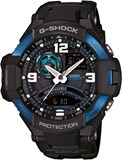 WATCH CASIO G-SHOCK GA-1000-2BER