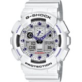 WATCH CASIO G-SHOCK GA-100A-7AER