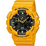 CASIO WATCH G-SHOCK GA-100A-9AER