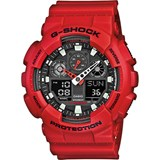 CASIO WATCH G-SHOCK GA-100B-4AER