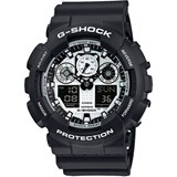 WATCH CASIO G-SHOCK GA-100BW-1AER