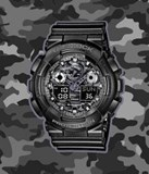 WATCH CASIO G-SHOCK GA-100CF-8AER