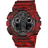 CASIO WATCH G-SHOCK GA-100CM-4AER