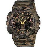 CASIO WATCH G-SHOCK GA-100CM-5AER