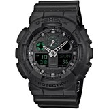WATCH CASIO G-SHOCK GA-100 MB-1AER GA-100MB-1AER