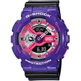 CASIO WATCH G-SHOCK GA-110NC-6AER