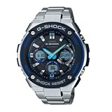CASIO WATCH G-SHOCK GST-W100D-1A2ER
