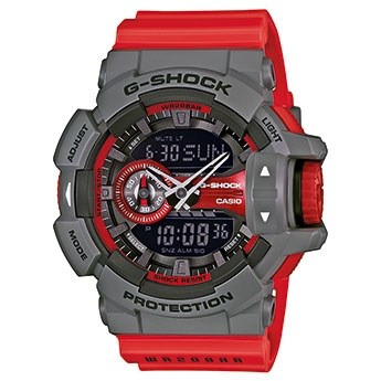 WATCH CASIO G-SHOCK GA-400-4BER
