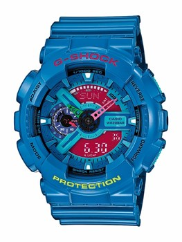 Montre Casio g-shock GA-110HC-2AER