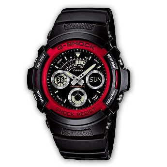 WATCH CASIO G-SHOCK AW-591-4AER